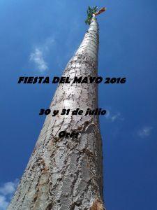 fiesta del mayo, Orés, agosto